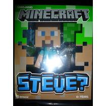 Figura Minecraft Steve? Mojang 15cm