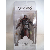 Ezio Ebony Assassin Assassins Creed Brotherhood Neca