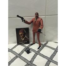 The Spy Team Fortress 2 Neca Black Box Mart