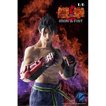 Figura King Of Combat - Tekken Hot Toys Dragon Dam Soldier