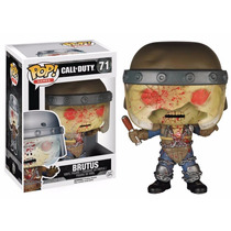 Funko Pop!! Games Call Of Duty- Brutus #71