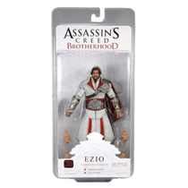 Assassins Creed Brotherhood - Neca Toys - Ezio Ivory