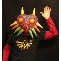 Mascara De Majora Skull Kid Majoras Mask The Legend Of Zelda