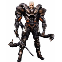 Metal Gear Solid Sons Of Liberty Solidus Snake Play Arts Kai