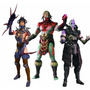 Mortal Kombat X Series 2 Variant Set Of 3