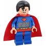 Lego Kids Reloj Despertador V/personajes 24.3cm Envio Gratis