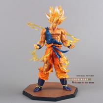 Dragon Ball Z Super Saiyan Goku 17 Cm Figura Colección