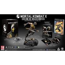 Mortal Kombat X Collector
