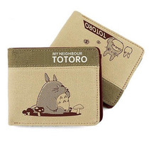 My Neighbor Totoro Studio Ghibli Hayao Miyazaki Cartera