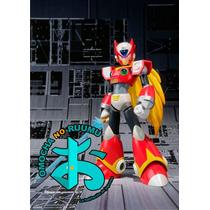 Zero Type 2 D-arts - Megaman X - En Mano