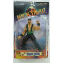 Mortal Kombat | Shang Tsung (infinite Concepts) | Moc