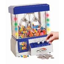La Máquina Del Caramelo Garra Toy Grabber W / Las Luces Led