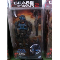 Gears Of War 1 Figura - Series 03 - Cog Soldier