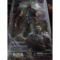 Figura De Gears Of War 3 Dominic Santiago Neca
