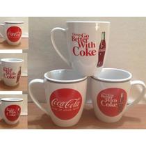 3pack Tazas Coca Cola Importadas