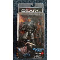 Marcus Fenix Gears Of War Player Select 7 2006 Neca