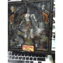 Figura Kratos God Of War 3 Dios De La Guerra Neca