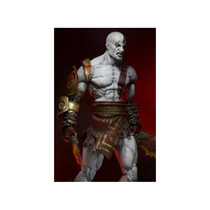 En Stock Kratos Ultimate Neca Figura Play Station Deluxe Edi