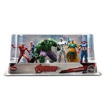 Disney Marvel Avengers 2-6 Pieza Figura Juego Set Con Ultron