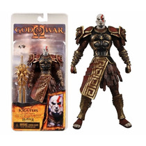 Figura Coleccionable - Gow Kratos En Armadura De Ares