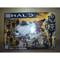 Mega Bloks 97004 Halo Ataque Del Prowler Brute 205pcs