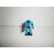 Mega Bloks Halo Covenant Elite Cyan