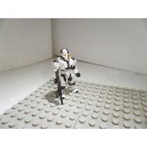 Mega Bloks Halo Spartan Cqb Blanco