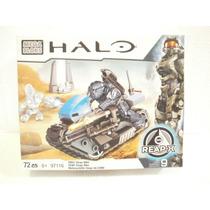 Mega Bloks 97116 Halo Unsc Siege Bike 72 Pcs
