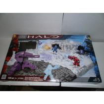 Mega Bloks 97068 Versus Snowbound Blattlescape 100 Pzs