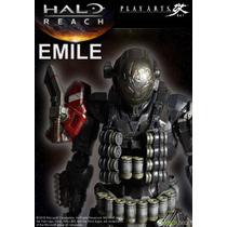 Play Arts Kai Square Enix Emile Halo Reach