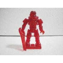 Mega Bloks Halo Spartan Ii Semi A/c Rojo
