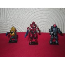 Figuras De Halo Marca Megabloks Precioxfigura