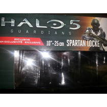 Figura De Acción Halo 5 Spartan Locke De 25 Cm