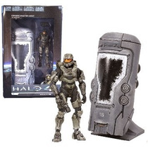 Master Chief Cryotube Halo Mcfarlane