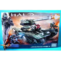 Halo Mega Bloks Scorpion´s Sting 616 Piezas Oferta Exclusivo