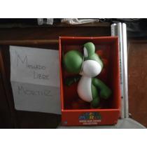 Figura Yoshi Verde 25 Cm Coleccion Video Juego Mario Bros