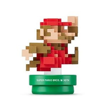 Mario Clásico Color Amiibo (super Smash Bros De La Serie)