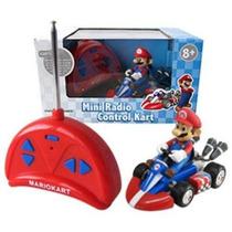Goldie - Mini Radio Control Kart - Mario