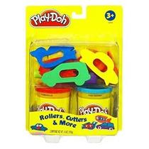 Play-doh H Rodillos Cortadores Y Más Playset