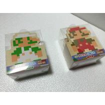Super Mario Bros 30th Aniversario Cajas Troqueladas Japones