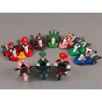 Coleccion Carritos Carros Mario Kart Te Regalamos Las Motos