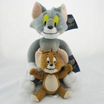 Tom Y Jerry Relleno Suave Felpa Muñeca De Juguete Niños Rega