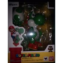 Yoshi Mario Bros S.h. Figuarts Bandai Japon