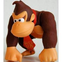 Mario Bros, Donkey Kong, Nintendo, Muñeco Vinyl Banpresto