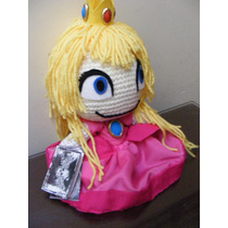 Princess Peach, Anime Videojuegos Mario Bross Sackboy