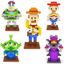 Figura Armable Tipo Story, Woody, Buzz, Jessie,