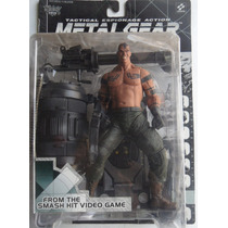 Mcfarlane Metal Gear Vulcan Raven