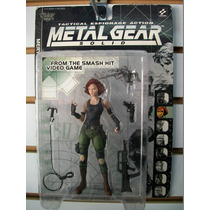 Meryl Silverburgh Metal Gear Solid Mcfarlane Toys