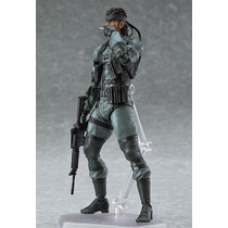 Metal Gear Solid 2 Figma Snake Solid