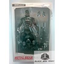 Solid Snake 25 Aniversario Black Box Mart